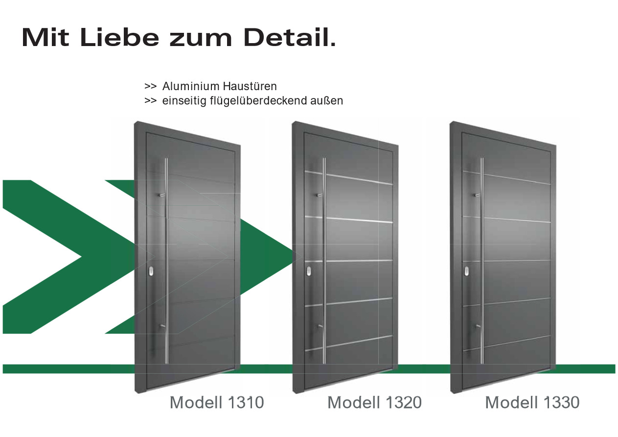 Haustür Trends Aktuell Portal Systeme