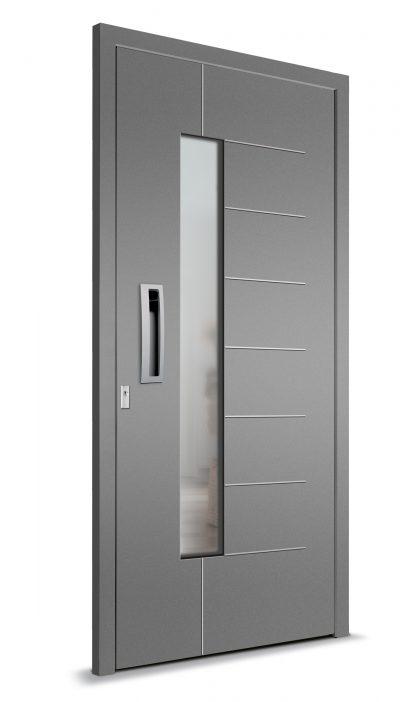 Modell 2040 Memo 2 portal Haustür