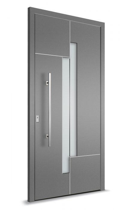 Modell 2050 Meru 2 portal Haustür