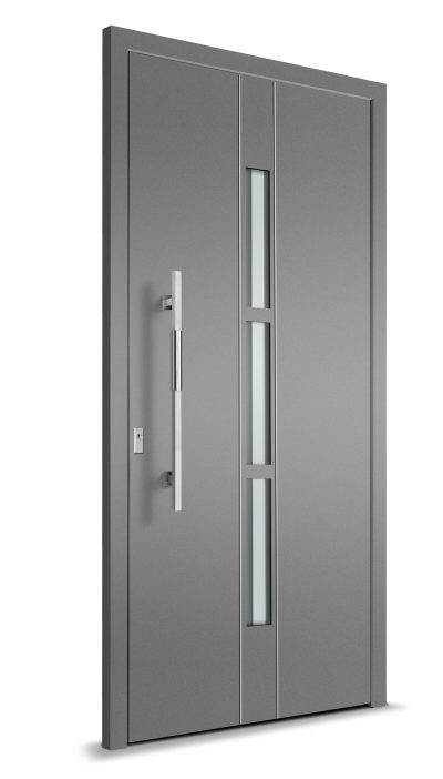 Modell 2060 Newton 2 portal Haustür