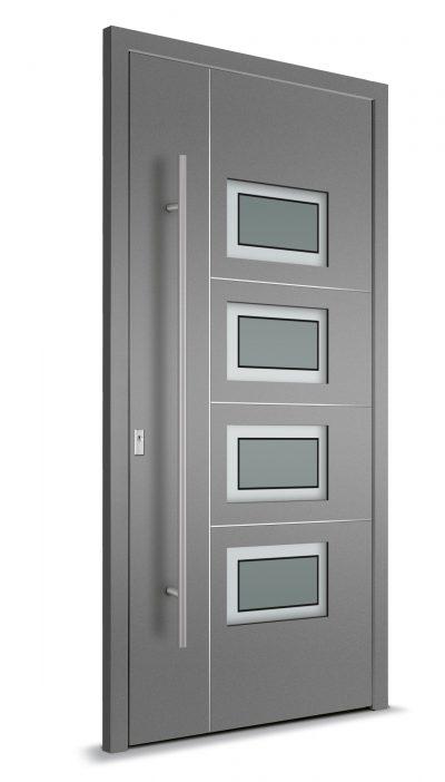 Modell 2080 Sepia 2 portal Haustür