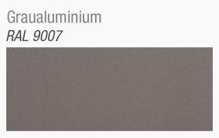 Paneelen Dekor RAL9007 graualuminium