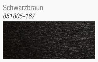 Paneelen Dekor Schwarzbraun 851805-167