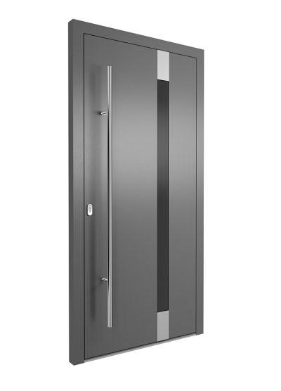 Portal Aluminium Haustür 1350