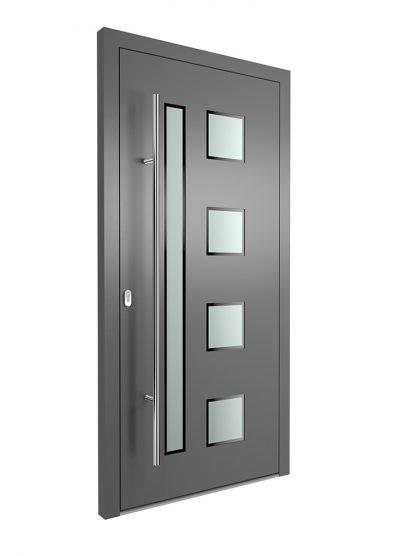 Portal Aluminium Haustür 1370