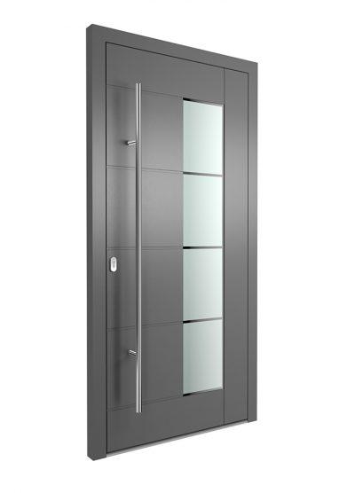 Portal Aluminium Haustür 1390
