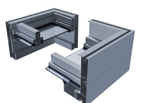 Aluminium Flachdach-System für Terrassenüberdachung