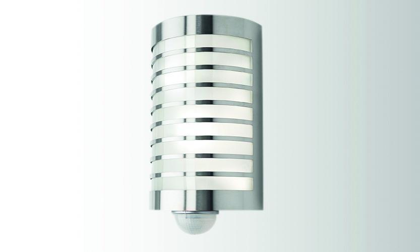 Edel Außenlampe Teru mit Bewegungsmelder