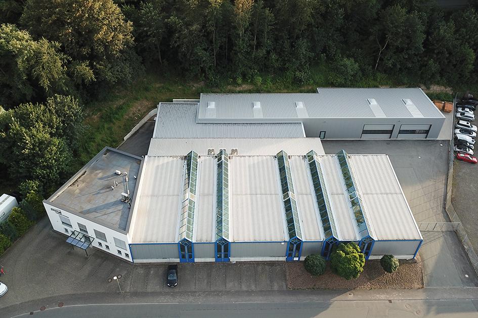 Hersteller für Überdachungen - Portal Vordach Systeme GmbH Bueren